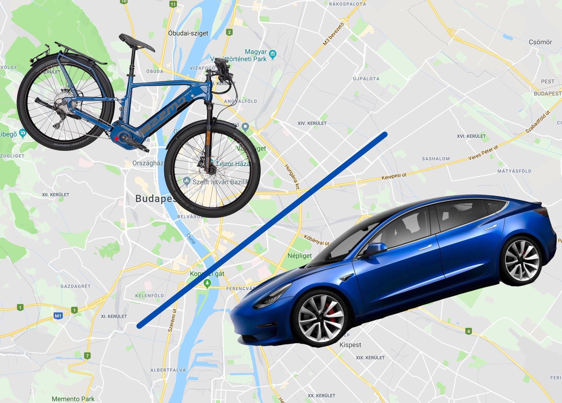 Nem az elektromos autó a legjobb megoldás a városi közlekedésre
